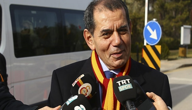 Galatasaray Başkanı Dursun Özbek: 'Fatih Terim ile görüşmedik'