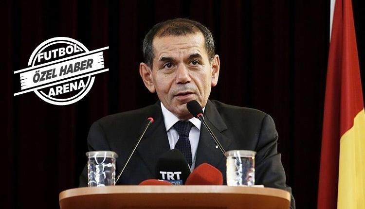 Galatasaray Başkanı Dursun Özbek görev dağılımını yaptı