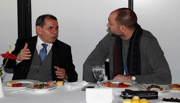 Galatasaray Başkanı Dursun Özbek'ten Arda Turan transferi ve şampiyonluk sözleri