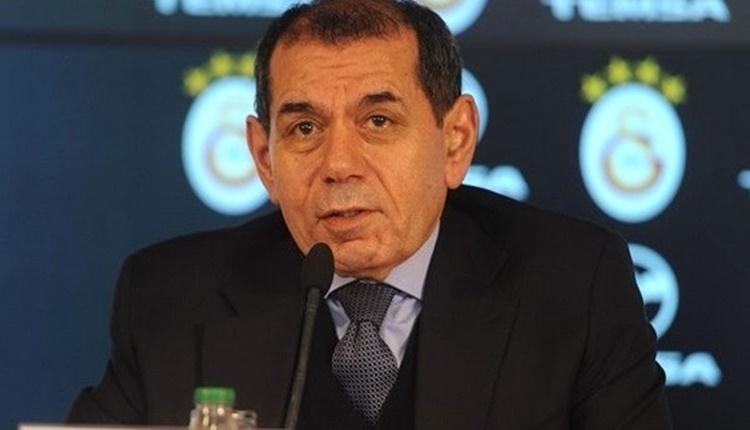 Galatasaray Başkanı Dursun Özbek'ten derbi açıklaması:
