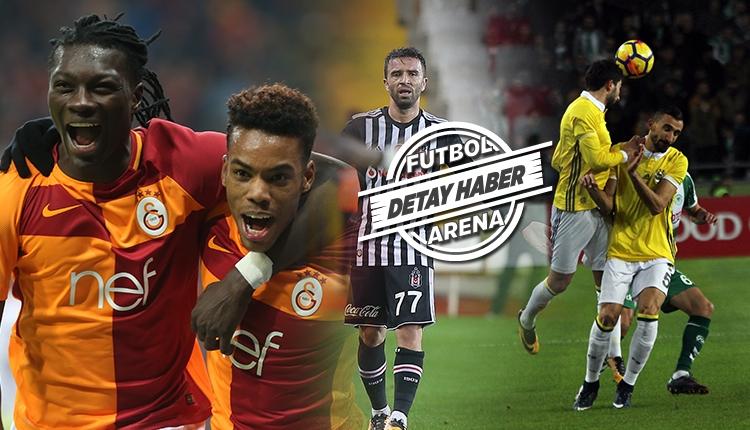 Galatasaray, Beşiktaş ve Fenerbahçe'nin yapamadığını yaptı!