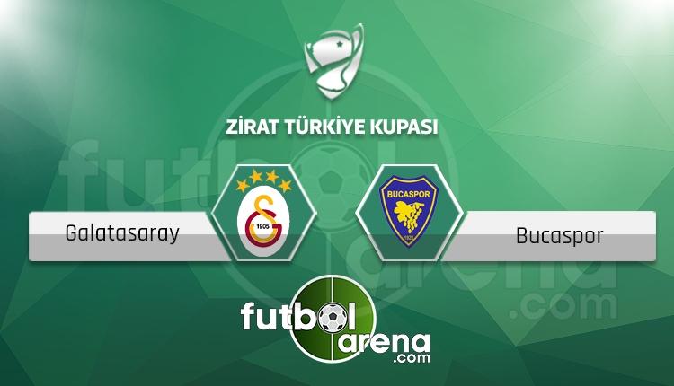 Galatasaray - Bucaspor maçı saat kaçta, hangi kanalda? (İddaa Canlı Skor)
