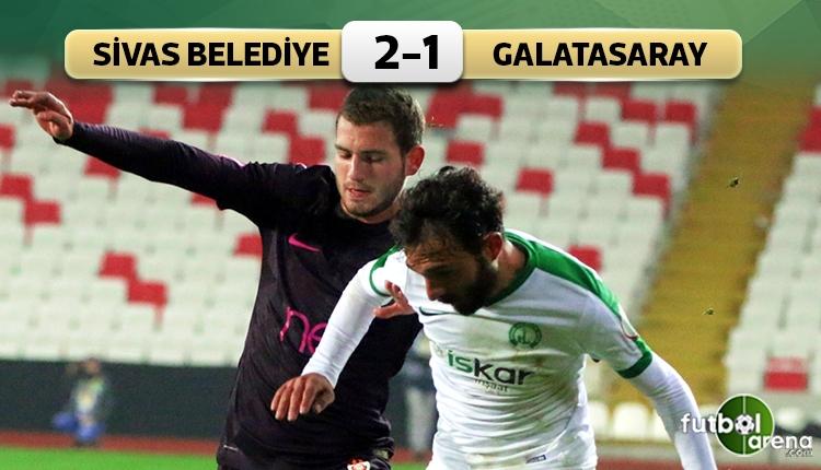 Galatasaray kupada mağlubiyetle turladı