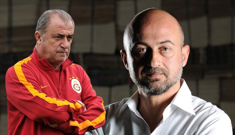 Galatasaray eski iletişim direktörü İskender Baydar'dan flaş Fatih Terim çıkışı ''Onurları varsa..''