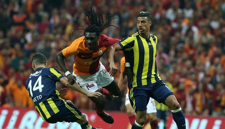 Galatasaray - Fenerbahçe derbisi 2017 yılına damga vurdu