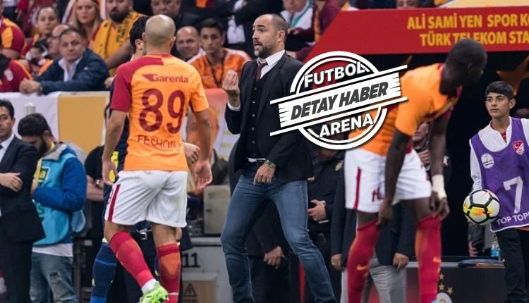 Galatasaray geriden gelemiyor