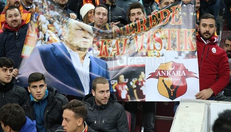 Galatasaray - Göztepe maçı taraftar sayısı açıklandı