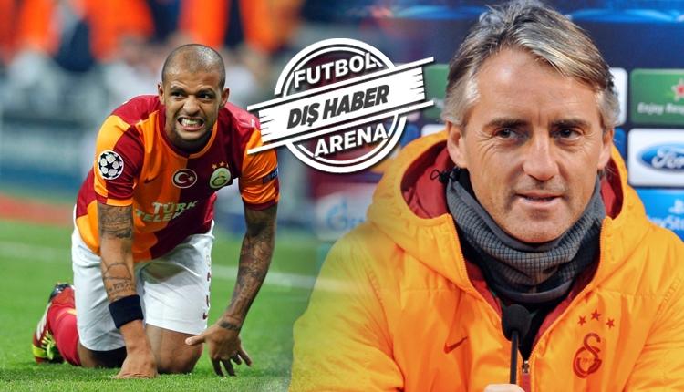 Galatasaray için Felipe Melo'dan itiraf: 'Kalabilirdim ama.'