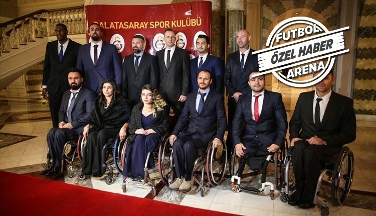 Galatasaray Kulübü hedefine ulaştı