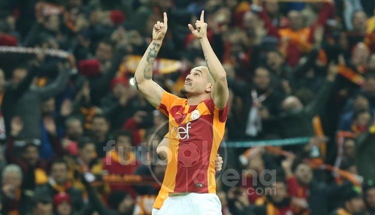 Galatasaray, Maicon'u kaybetti! Göztepe maçında fire