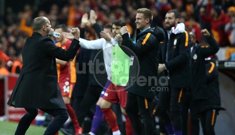 Galatasaray müthiş serisini geri dönüşle kurtardı