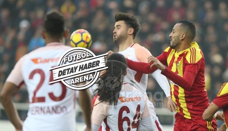 Galatasaray son 2 sezonda 24 kafa golü yedi!