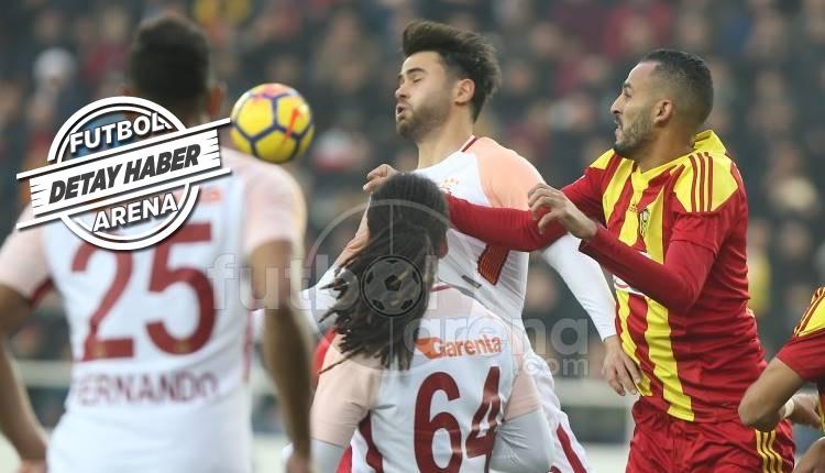 Galatasaray sürekli aynı golü yiyor!