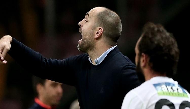 Galatasaray Teknik Direktörü Tudor: 'Soyunma odasında...'