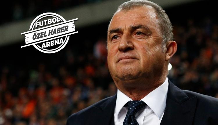 Galatasaray yönetimi 'Fatih Terim varsa biz yokuz' iddialarını FutbolArena'ya yalanladı