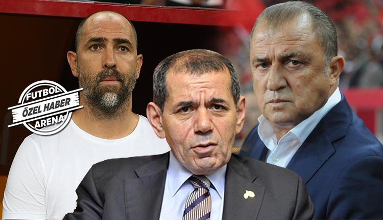 Galatasaray yönetiminden FutbolArena'ya Fatih Terim açıklaması