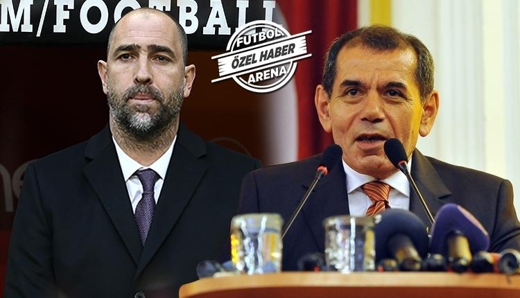 Galatasaray yönetiminden Igor Tudor kararı