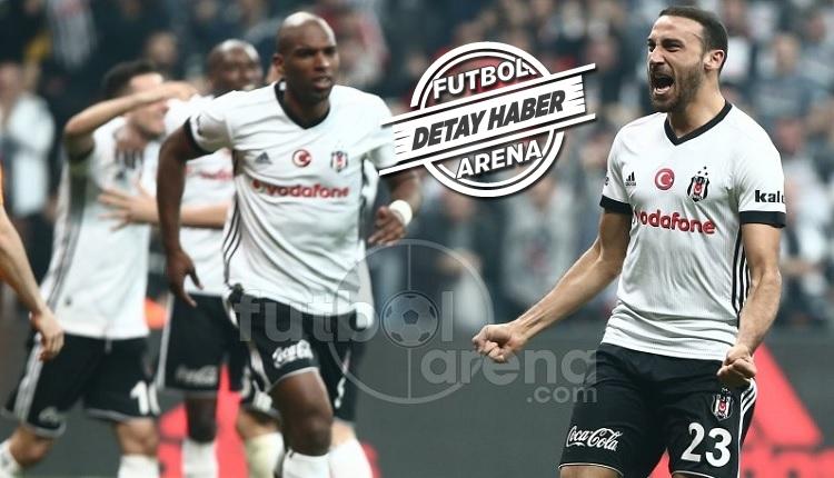 Galatasaray'a karşı ilk kez bunu Beşiktaş yaptı