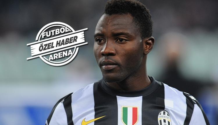 Galatasaray'a Kwadwo Asamoah transferinde Juventus'tan yeni cevap