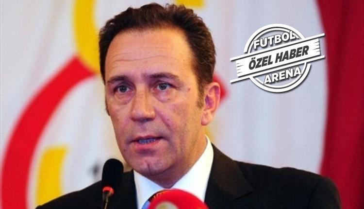 Galatasaray'da Adnan Öztürk'ten flaş karar