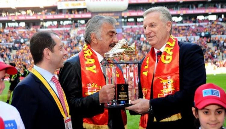 Galatasaray'da alt yapının başına Ali Yavaş geldi
