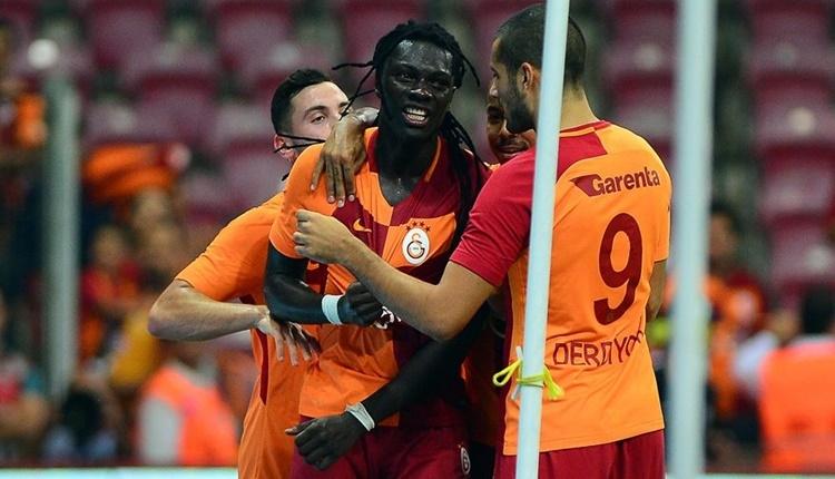 Galatasaray'da Bafetimbi Gomis takımın en büyük kozu olacak