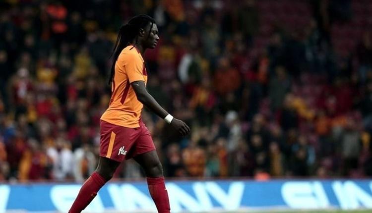 Galatasaray'da Bafetimbi Gomis'in alacağı ceza