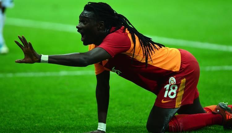 Galatasaray'da Bafetimbi Gomis'in derbi sıkıntısı