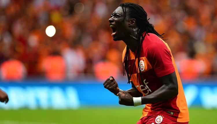 Galatasaray'da Bafetimbi Gomis'ten liderlik açıklaması