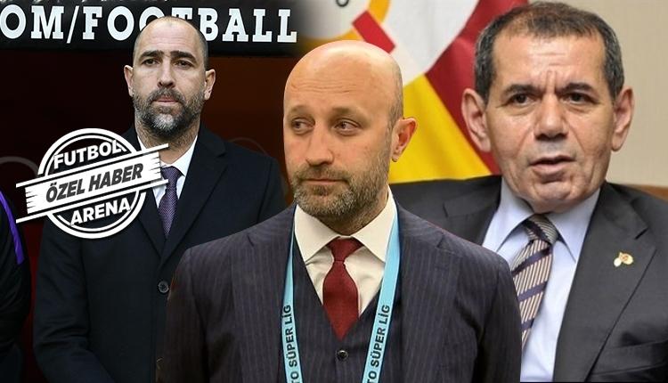 Galatasaray'da beklenen Florya zirvesi gerçekleşti