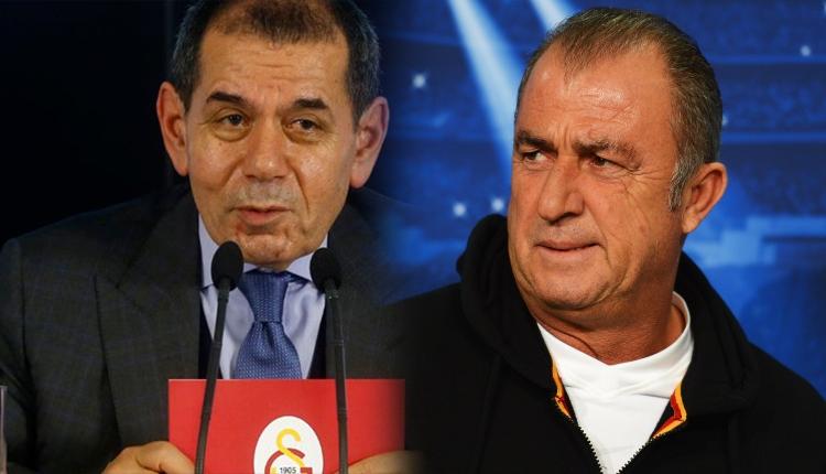 Galatasaray'da Dursun Özbek, Fatih Terim'i düşünmüyor
