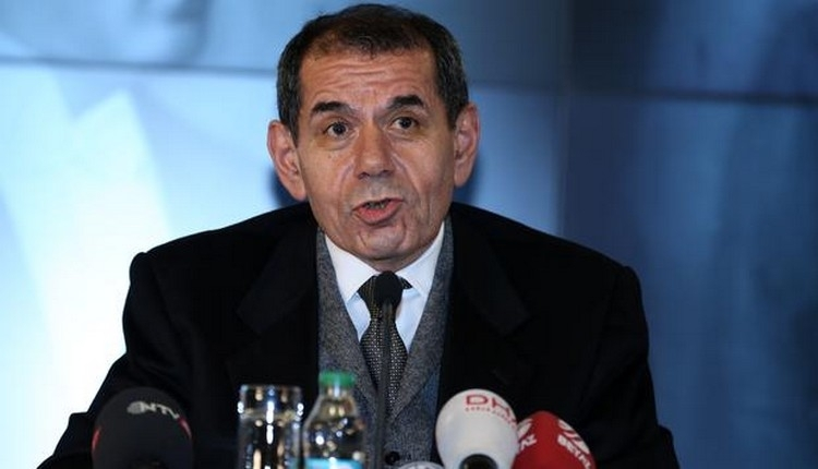 Galatasaray'da Dursun Özbek: 'Teknik direktör değişikliği olmayacak'