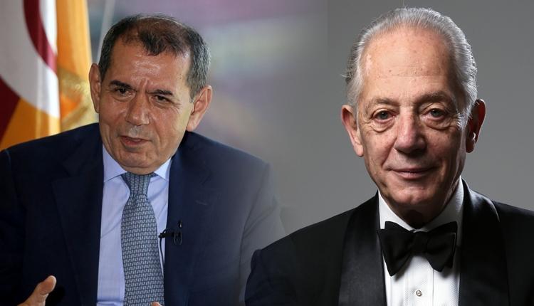 Galatasaray'da Dursun Özbek ve Faruk Süren'den itiraflar! 'Hedef Şampiyonlar Ligi'ydi'