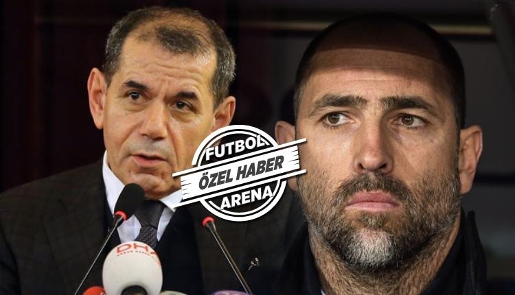 Galatasaray'da Dursun Özbek ve Tudor bir araya geliyor