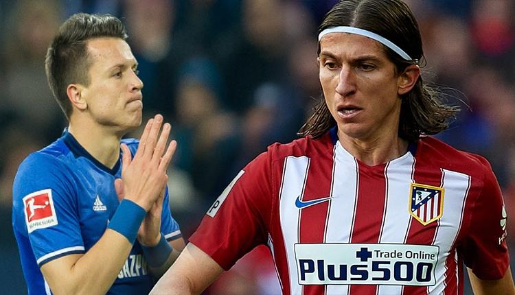 Galatasaray'dan Filipe Luis ve Konoplyanka transferi kararı