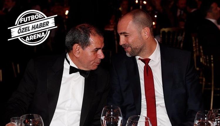 Galatasaray'da Dursun Özbek'ten Florya'ya ziyaret