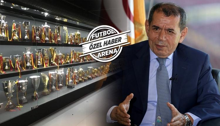 Galatasaray'da Dursun Özbek'ten sürpriz yasak