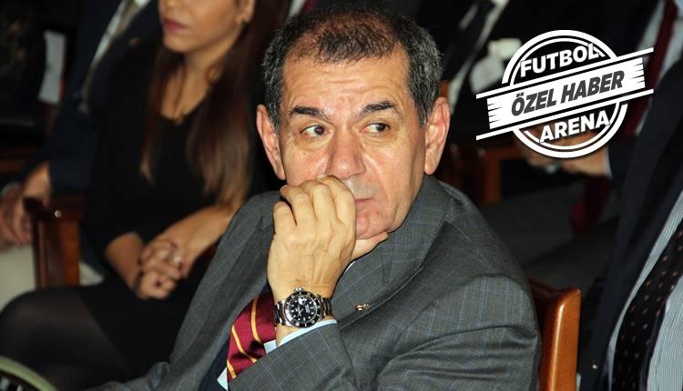 Galatasaray'da Dursun Özbek'ten takıma destek