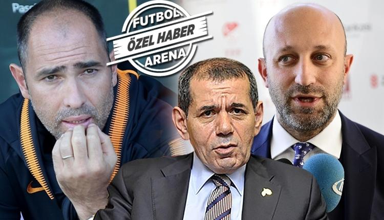 Galatasaray'da Dursun Özbek'ten Tudor için Florya tedbiri