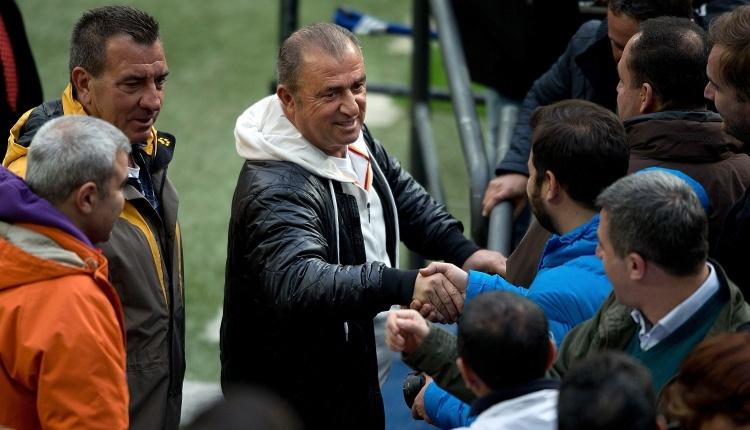 Galatasaray'da Fatih Terim'in imza töreni saat kaçta?