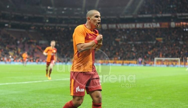 Galatasaray'da Feghouli'den geri dönüş için Tudor'a tebrik