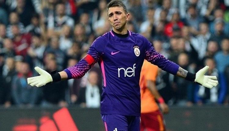Galatasaray'da Fernando Muslera, soyunma odasında hüngür hüngür ağlamış
