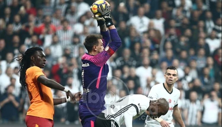 Galatasaray'da Fernando Muslera'dan sezonun en iyi performansı