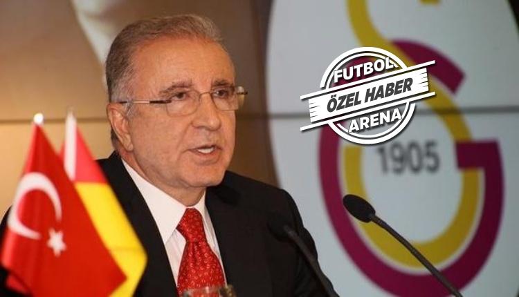 Galatasaray'da flaş Ünal Aysal gelişmesi