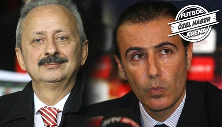 Galatasaray'da Haluk Ulusoy ve Haldun Üstünel gelişmesi!