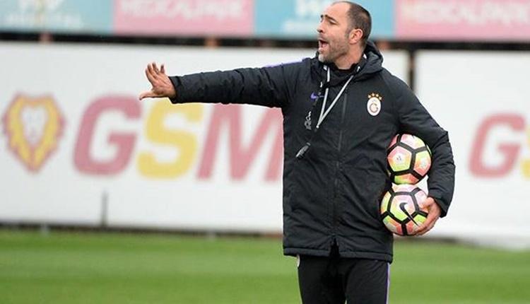 Galatasaray'da Igor Tudor, Yeni Malatyaspor'u çalışıyor