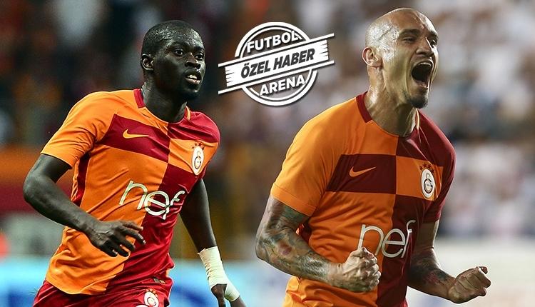 Galatasaray'da Igor Tudor'dan Maicon ve Ndiaye'ye uyarı
