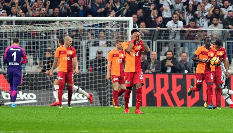 Galatasaray'da küfüre isyan! Futbolcular...