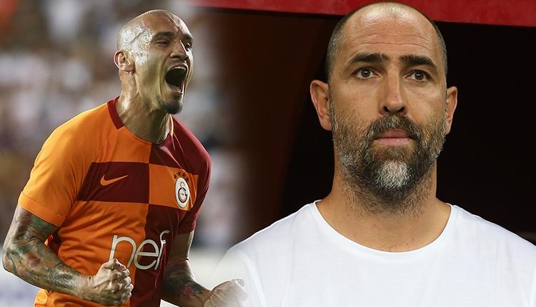 Galatasaray'da Maicon ve Tudor kavga ettiler iddiası! Muslera...