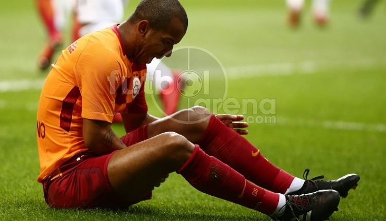 Galatasaray'da Mariano şoku! Akhisar maçında sakatlandı